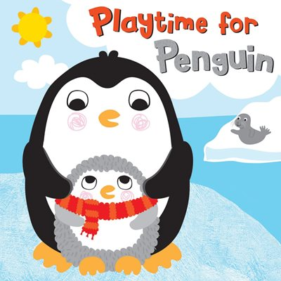 Squeaky Bath Books: Playtime for Penguin